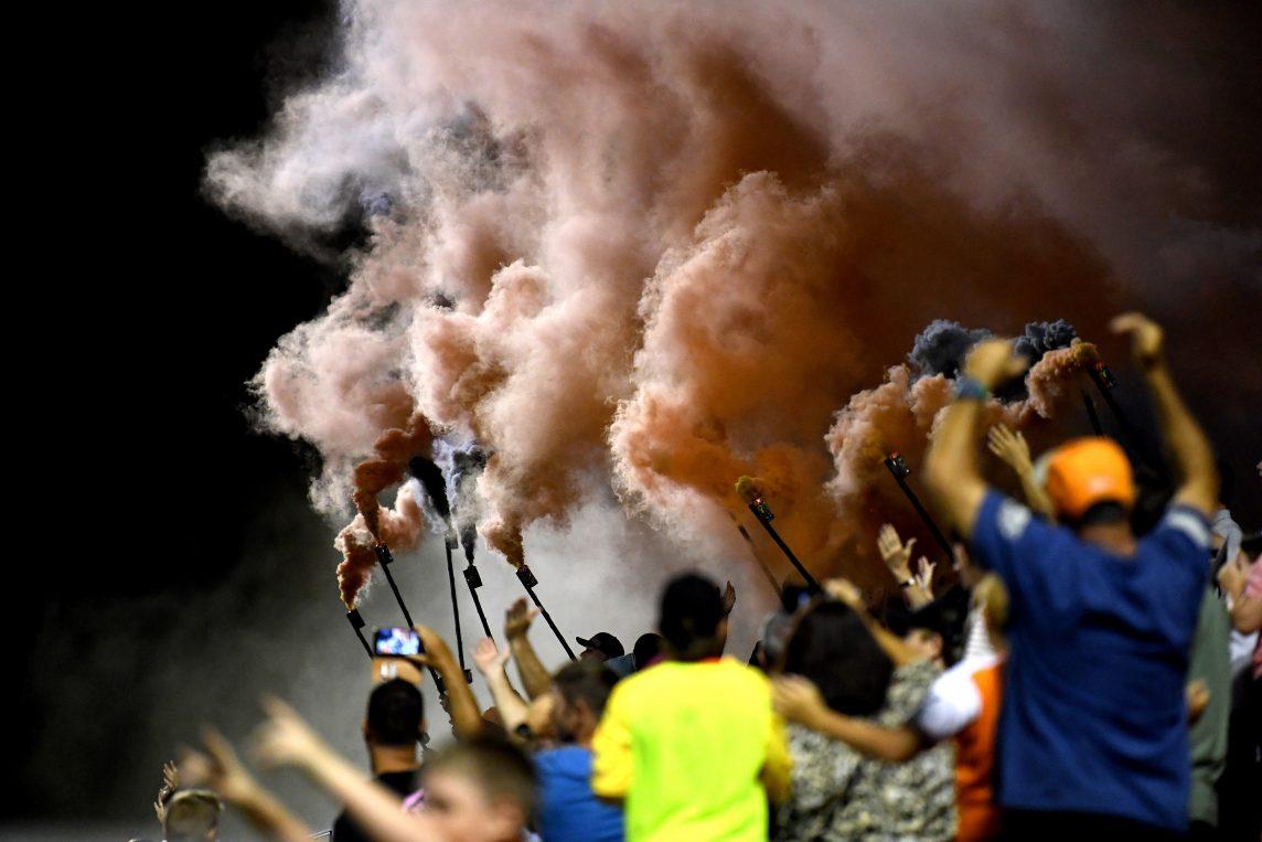 A-League - Brisbane Roar v Adelaide United